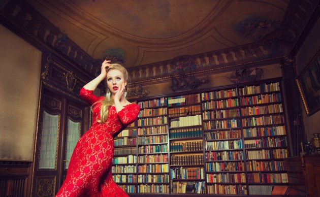 opulent library stock