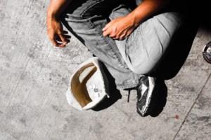 <b>Everything King:</b> A panhandling predicament