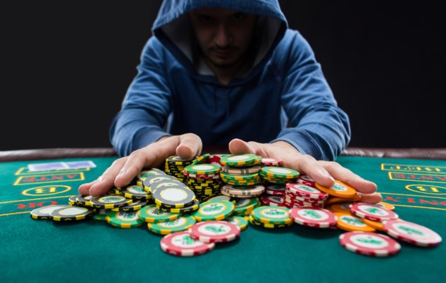 poker gambling stock