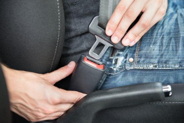 Seatbelt shutterstock