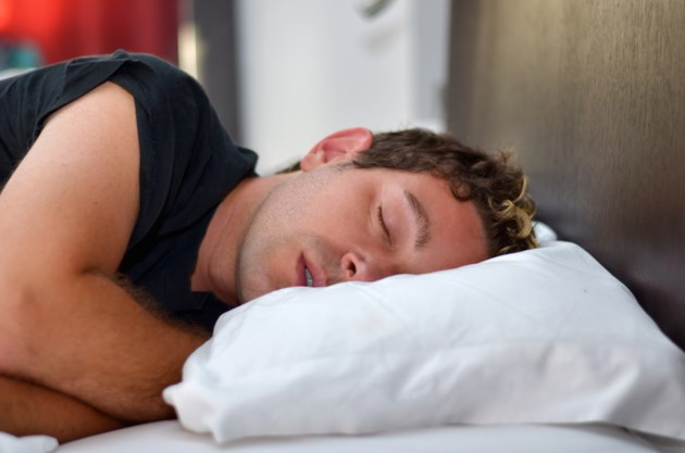 sleeping man AdobeStock