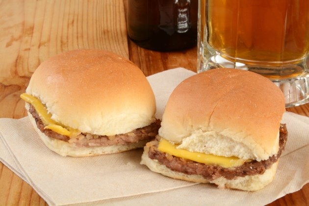 Craft beer, sliders and pie. What more incentive do you ...