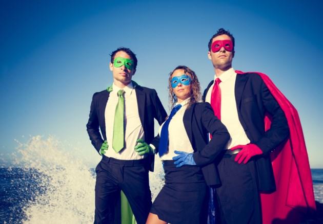 superhero team stock