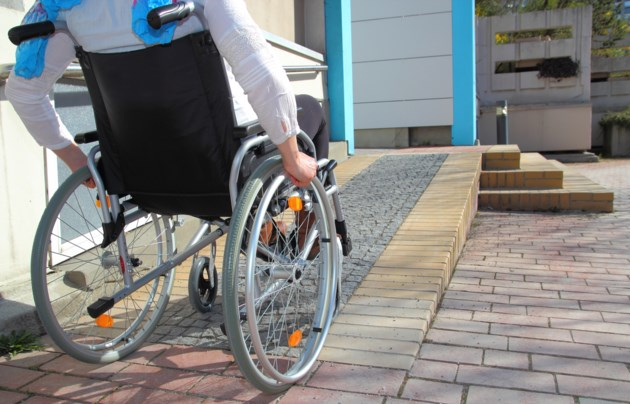 Wheel chair access AdobeStock