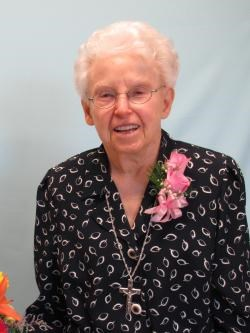 Sr. Agnes McCrossin