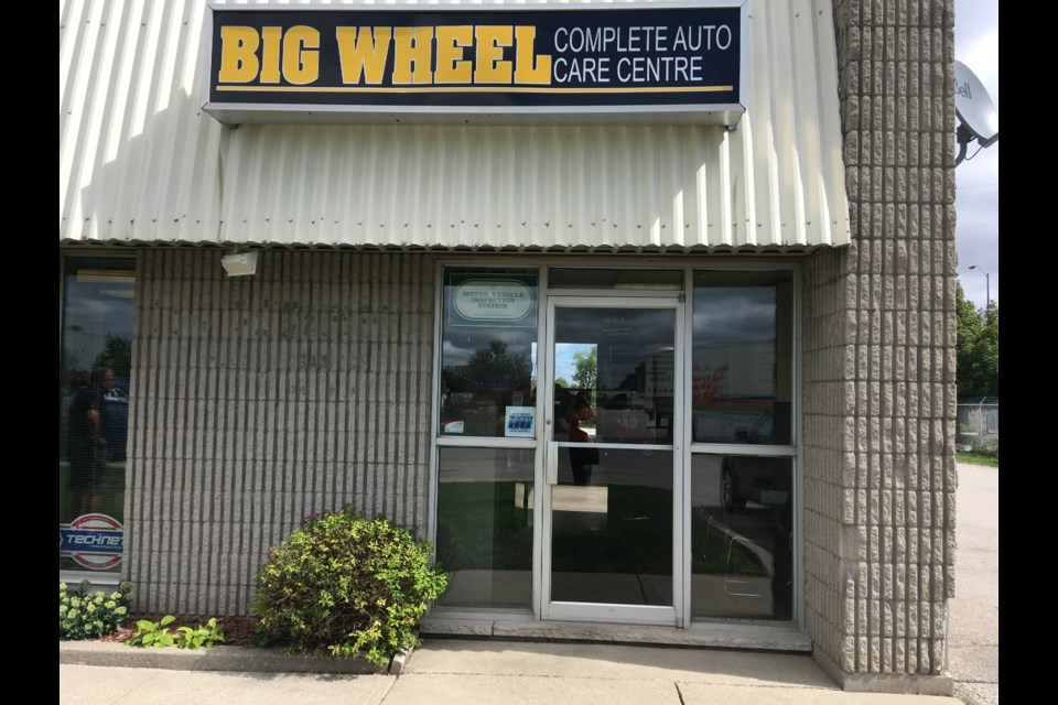 Big Wheel Brake and Alignment Ltd.