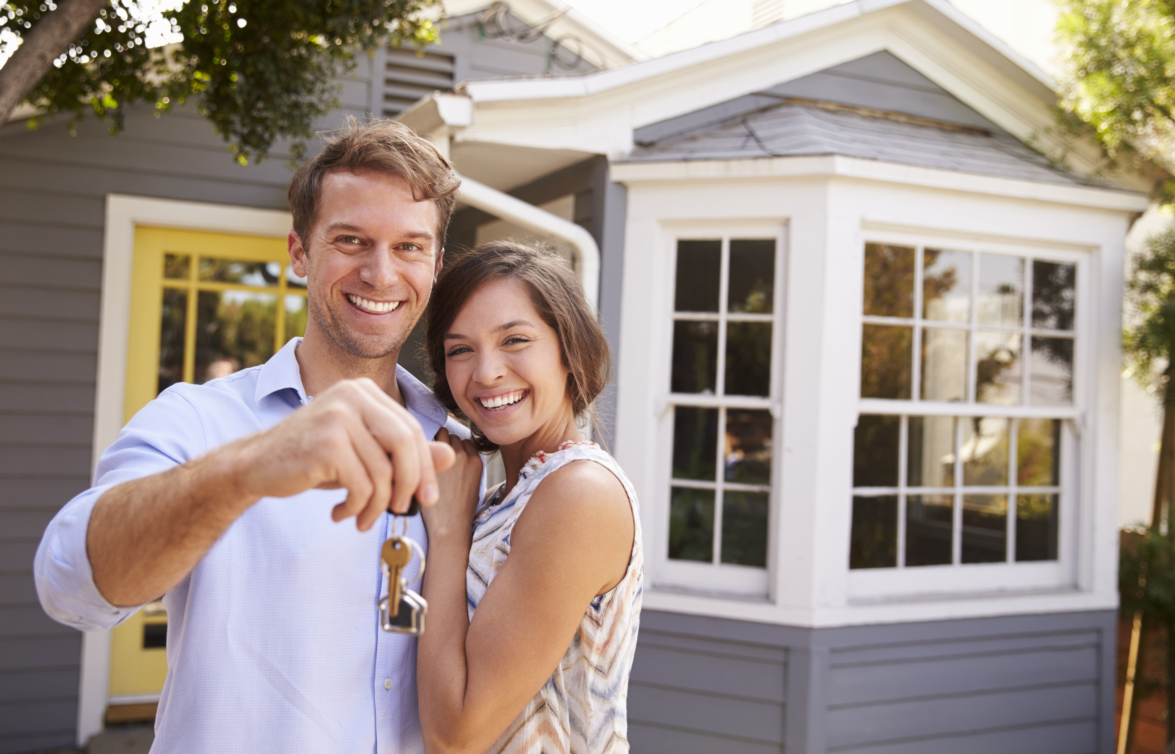 The top 5 mistakes first-time homebuyers make
