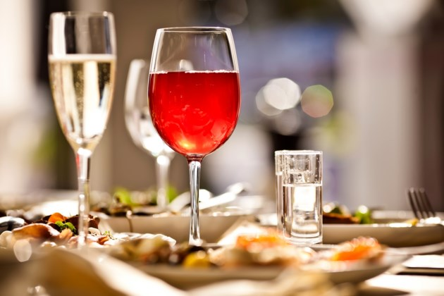 Fine Food and Wine shutterstock