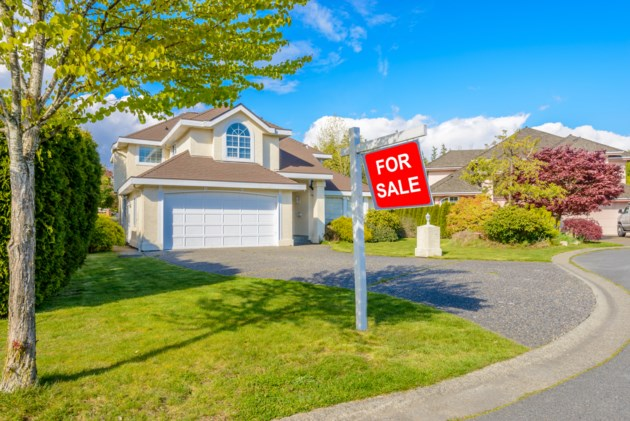 House For Sale shutterstock