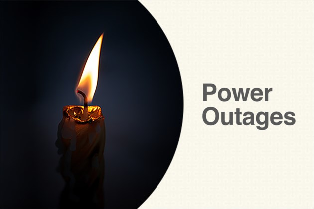 Power Outages Reported In Several Areas Of The City