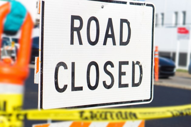 Bruce Street to close for 10 days