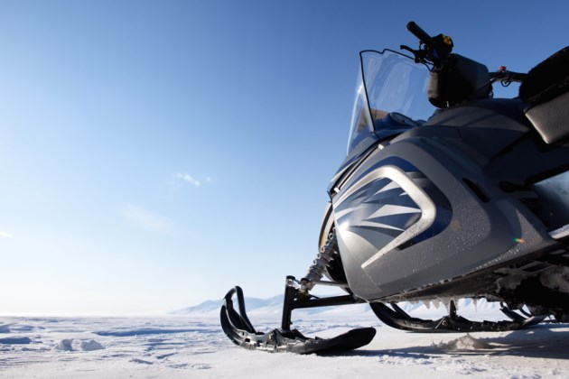 snowmobile AdobeStock