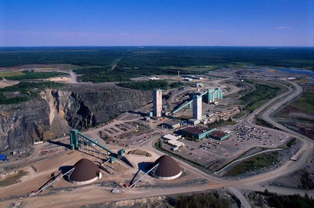 Kidd Mine, Timmins, Ontario