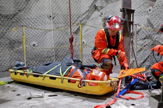 Vale Mine Rescue