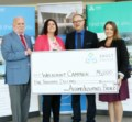Sault College one step closer to revitalizing tennis centre