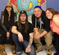 Local mural to be seen on Toronto subway, airports across Canada <b>(3 photos)</b>
