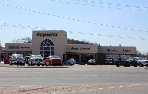 Superior Chrysler Dodge Jeep Sault Ste Marie Used