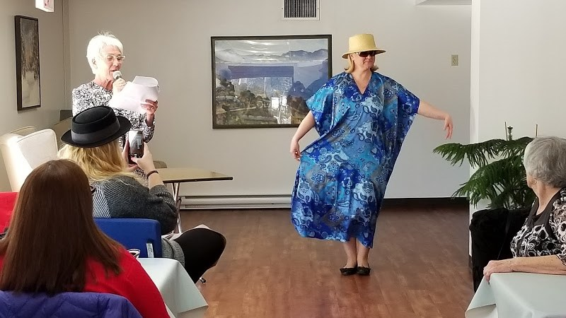 The Ladies Auxiliary hosts their Spring Fashion Show fundraiser this Monday showcasing beautiful pieces from their thrift store. Photo by Ontario Finnish Resthome/Bulletin