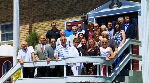 Castle REX Group photo