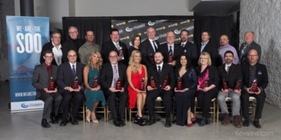 SSMCOC Group 2018 Award receipants