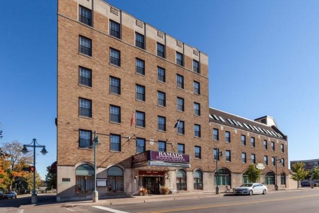 Ramada Ojibway Hotel Sault Michigan