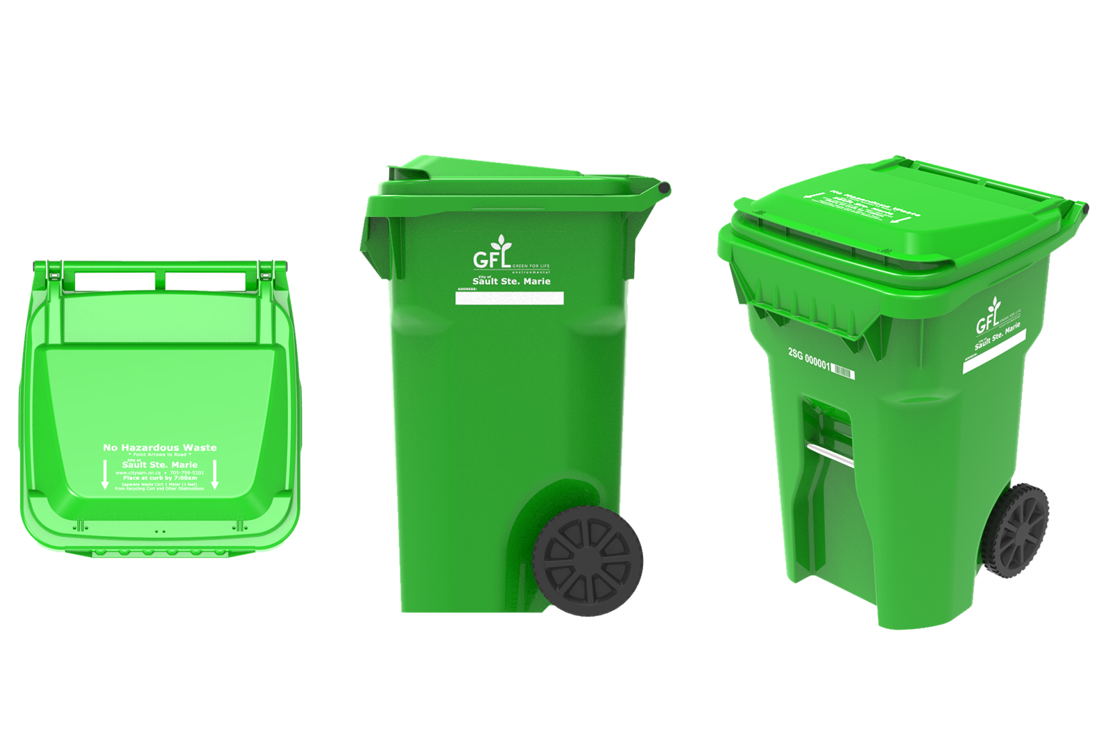 Automated Waste Collection Sootodaycom