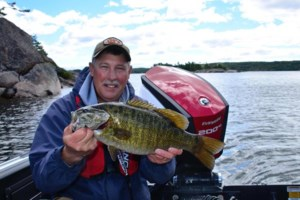 <b>Outdoors in Algoma:</b> The workhorse of freshwater fishing