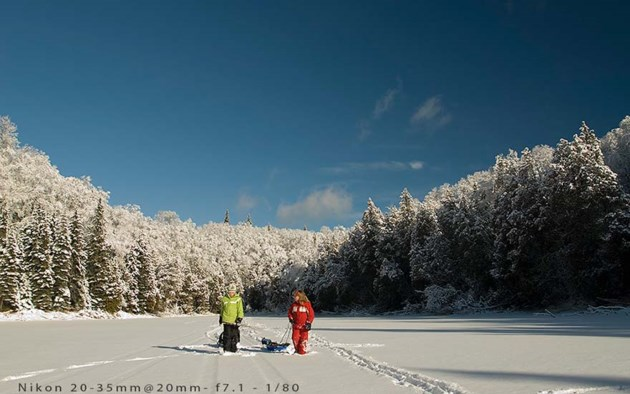 winter-snowshoeing-algoma