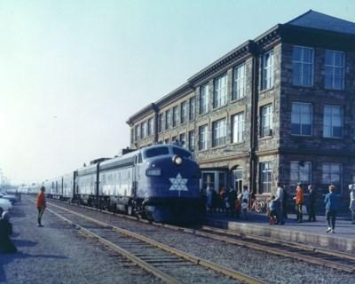 Centennial Train2