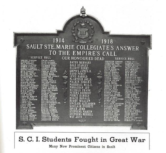 Collegiate Plaque