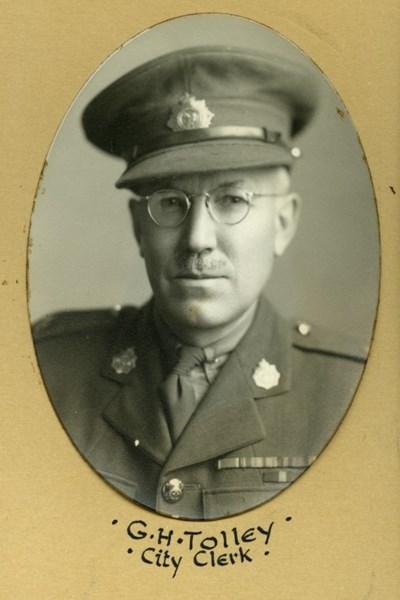 Harold Tolley SSMPL