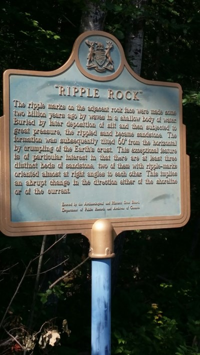Ripple Rock sign SSMPL
