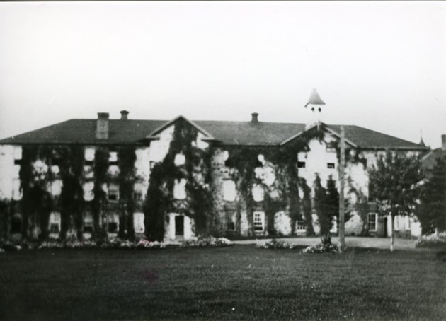 Shingwauk school