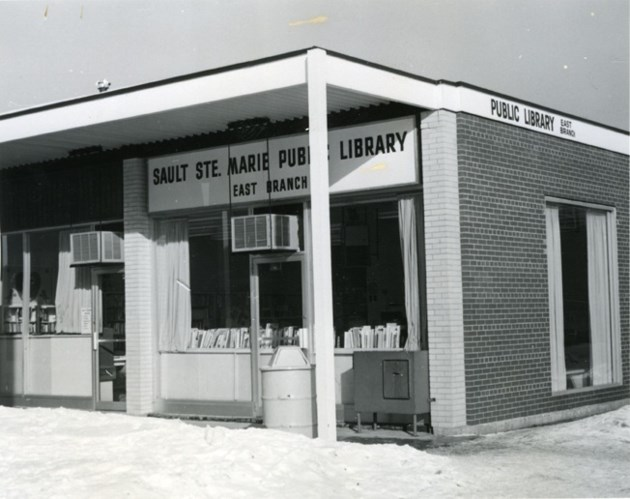 SSMPL churchill branch library