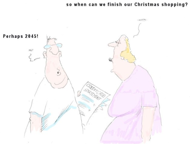 Sunday Funny: Christmas shopping woes - SooToday.com