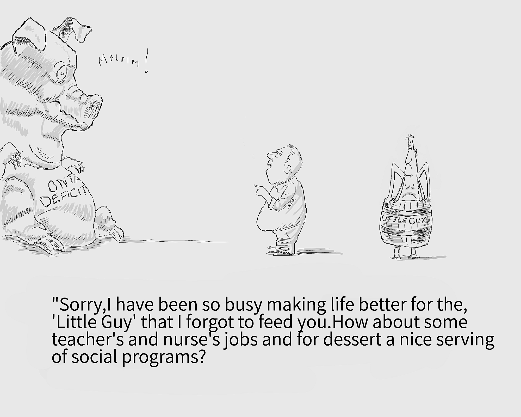 Sunday Funny: Feeding time - SooToday com