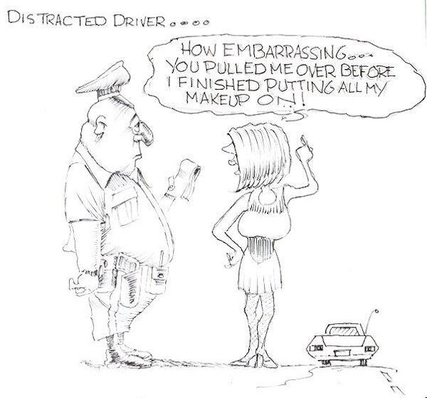 Moffatt distracted driver