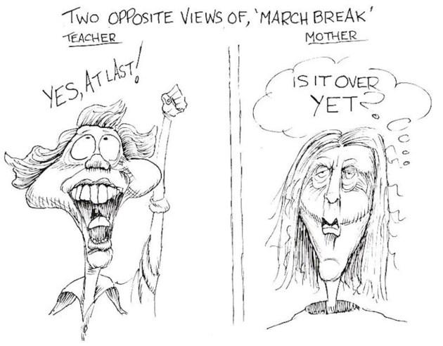 Moffatt March Break