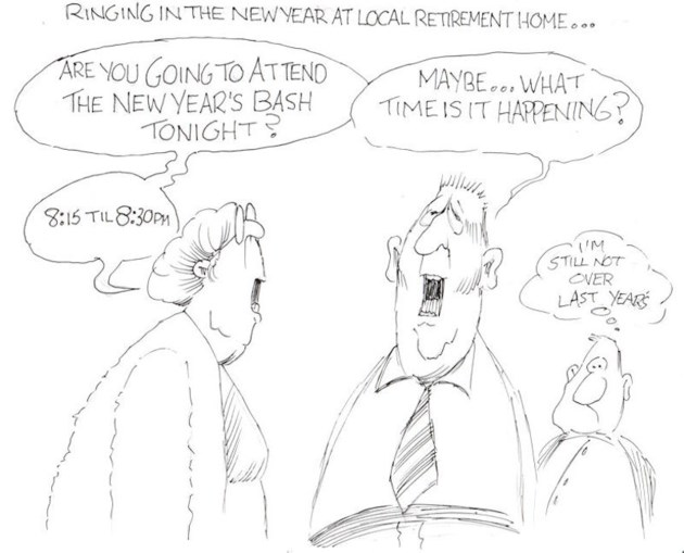 Sunday Funny: Ringing in the New Year - SooToday.com
