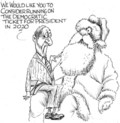 <b>Sunday Funny:</b> President Santa