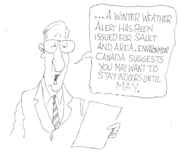 Moffatt - weather alert
