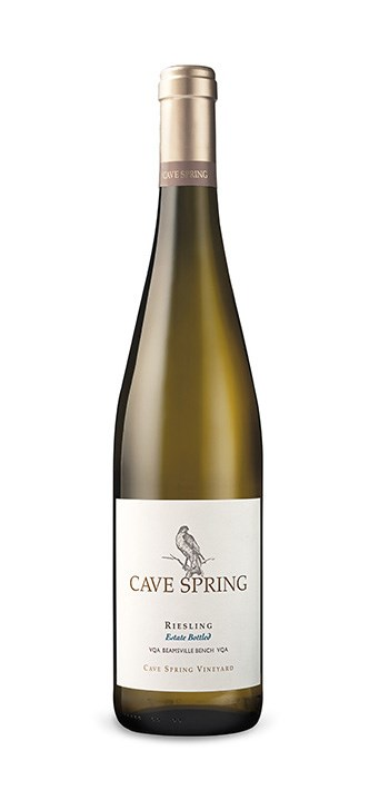 2018-10-19 Weekend Wine Cave Springs Reisling