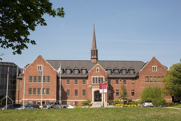 150528 Shingwauk Hall Algoma University KA