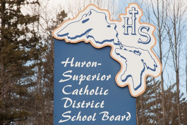 20160328 Huron-Superior Catholic District School Board Sign KA 02