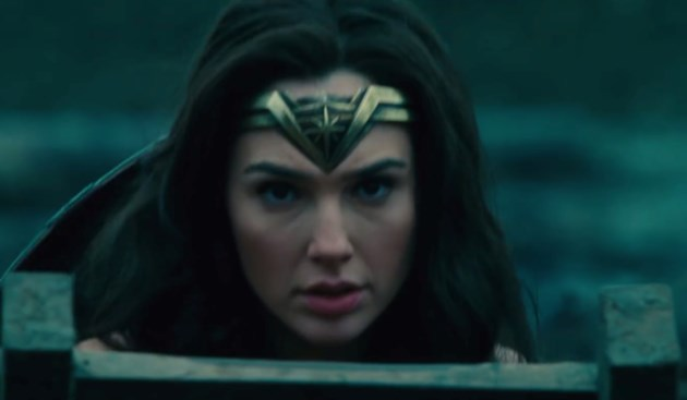 wonder woman screen video still
