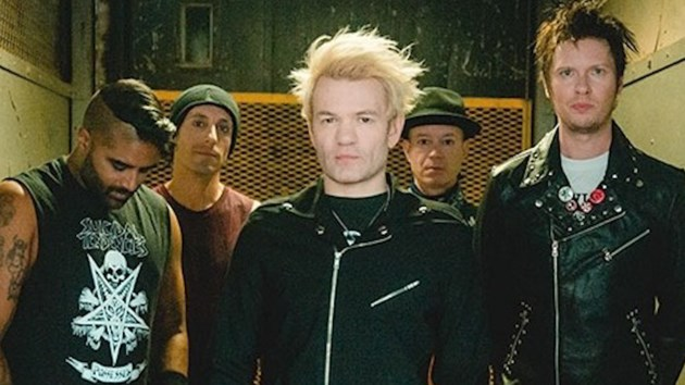 Sum 41 and the Offspring to play Kamloops this winter