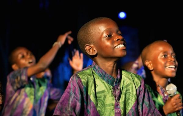 The African Childrens Choir