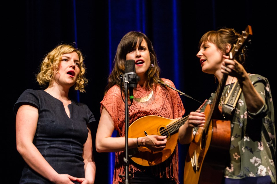 The Good Lovelies at the Sault Community Theatre Centre on Friday, May 26, 2017. Donna Hopper/SooToday