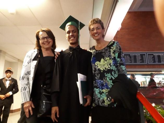 Congratulations, Quinlan!