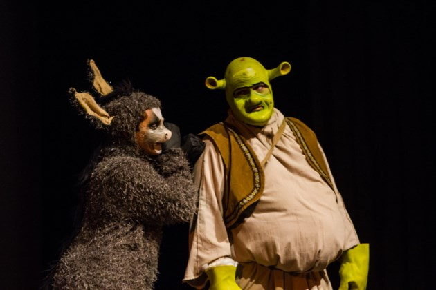 Fairtale creatures come to life as 'Shrek the Musical' opens tonight (12 photos)